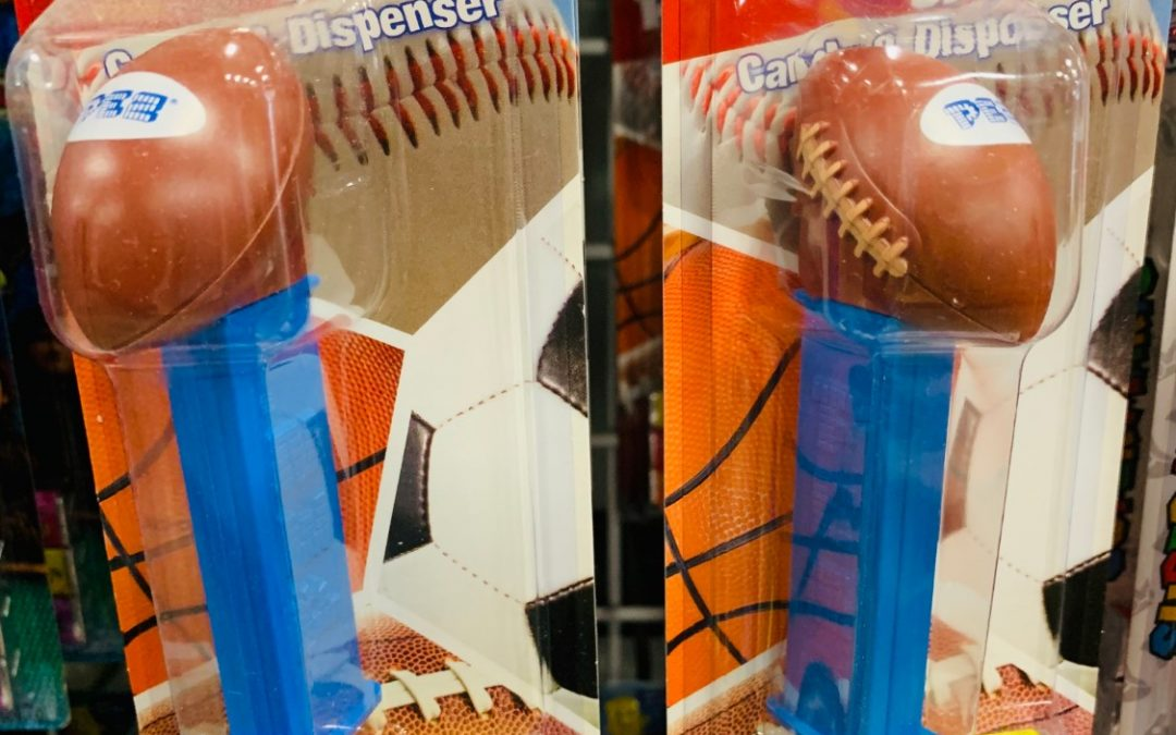 """""""Are You Ready For Some Football""""… Candy? We Have The Candy For the Sports Lovers In Your Family…"""